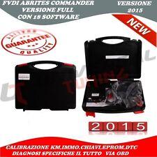 FVDI 2015 COMMANDER FULL PROGRAMMATORE CHILOMETRI CHIAVI VIA OBD  + 18 SOFTWARE