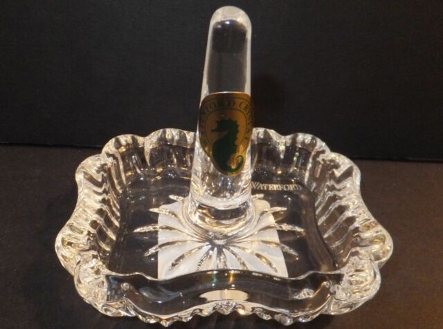 Waterford Crystal Heritage Ring Holder 7901644400 For Sale Online Ebay