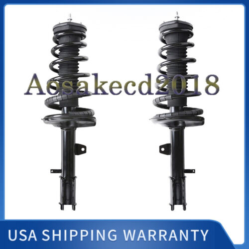 Rear Pair Complete Quick Struts W// Coil Assembly  for 1999-2003 Lexus RX300