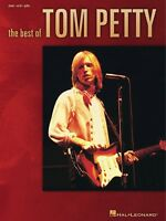 The Best Of Tom Petty Sheet Music Piano Vocal Guitar Songbook 000306419