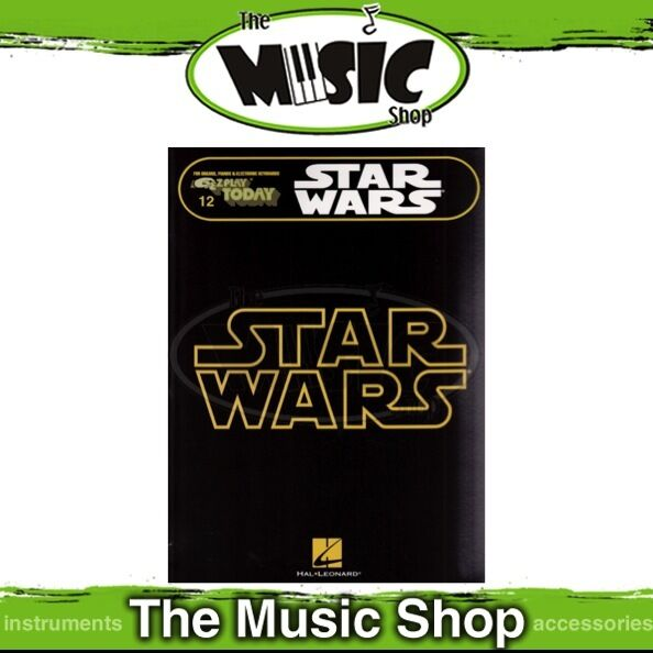 New EZ Play #12 Star Wars Piano Music Book -  Easy Play - E-Z Play