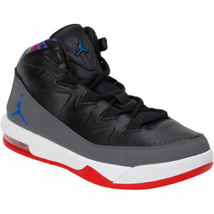 8626541e0c Men's Air Jordan Deluxe Black/Soar-Dark Grey-White New In Box 807717 ...