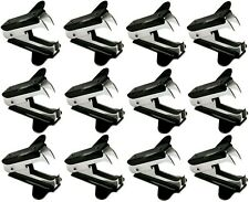 Lot Of 12 Universal Staple Remover Black 00700 New In Box
