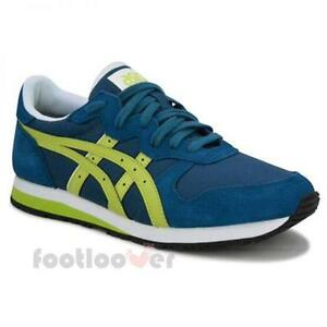 Scarpe Asics OC Runner HL517 4583 Uomo Legion Blue Green Oasis Fashion Moda Snea
