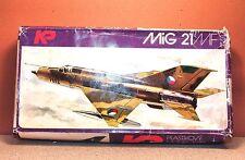 1/72 KP MIG-21MF MODEL KIT # 19