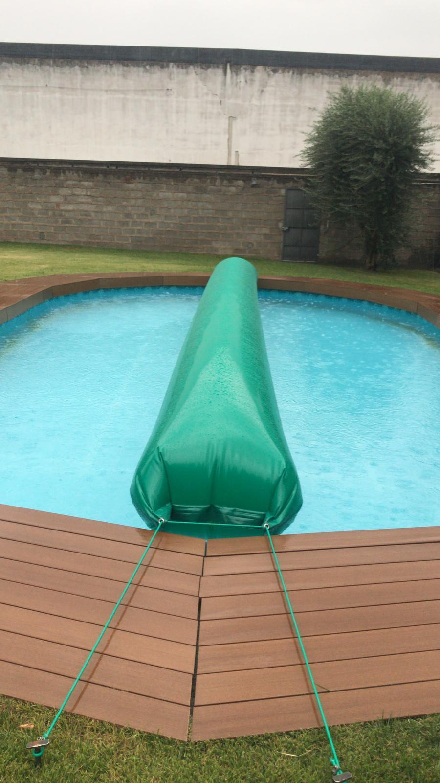 Tubular en PVC de Llenado D' Aire X Cobertura Piscina de 5 MT -30974