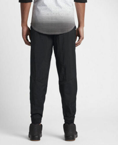 Nike Air Jordan Sportswear Wings Woven Men/'s Pants Black 843102 010