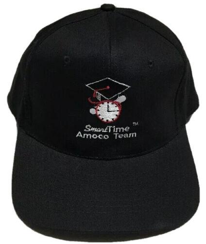 Smarttime Amoco Team Hat Oilfield Oil Gas Cap Soft