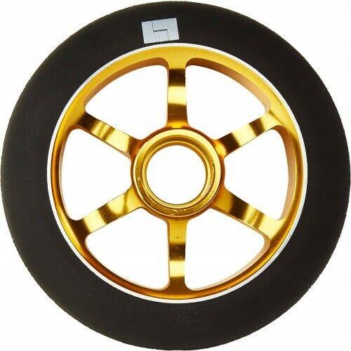 Logic 6 Spoke 110mm Metal Core Stunt Scooter Wheel Various Colours