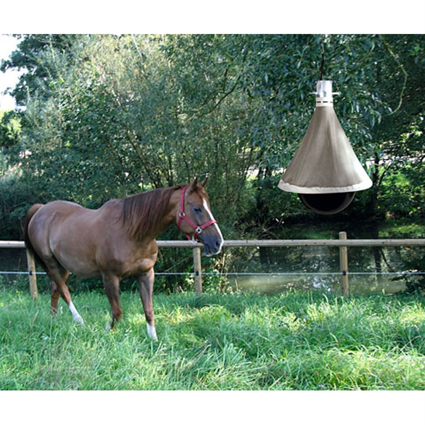KERBL Horsefly Gadfly Insect Fly Trap TAON-X ECO Insects Pasture Horse Contol
