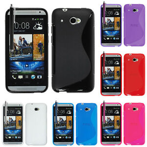 Coque-Souple-Silicone-Gel-Motif-S-Line-Pour-HTC-Desire-601-Zara-Dual-Sim