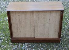 meuble oscar 1950 chene bambou rangement midcentury