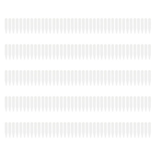 200xPlastic Collar Brace Formal Shirt 3 Sizes Collar Bones Stays Mens Gift