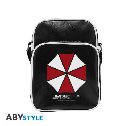 Resident Evil Umbrella Canvas Shoes Unisex Black Casual High Ankle Sneakers HOT
