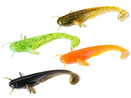 FishUp Catfish 75mm soft baits 8pcs per pack