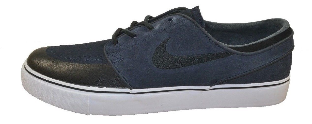 Nike ZOOM STEFAN JANOSKI PR SE Dark Obsidian Black Discounted (492) Men's Shoes
