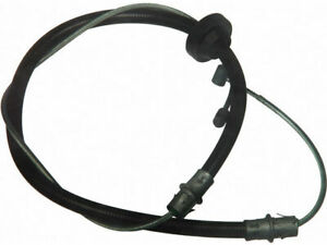 For 1997 Ford F-250 HD Parking Brake Cable Front Wagner 44911VX