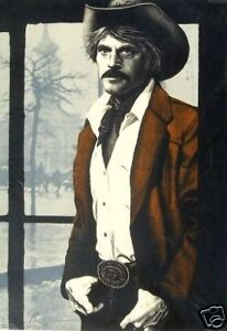 RORY-WAGNER-RARE-HAND-SIGNED-LITHOGRAPH-ROBERT-REDFORD