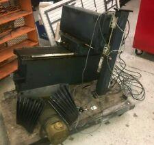Charmilles Robofil 310 Wire Edm X Y Z Axis Sliding Table Head Unit Assembly