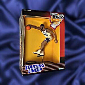 1997 NBA Utah Jazz ~ Karl Malone #32 Action Figure ~ Backyard Kings Kenner NIB