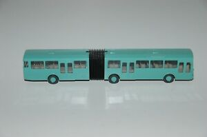 WIKING-1-87-H0-Articulated-Bus-705-with-Driver-Omnibus-Line-Bus-Top-Condition