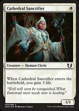 4x Consacratrice della Cattedrale - Cathedral Sanctifier MAGIC DDQ BvC Eng