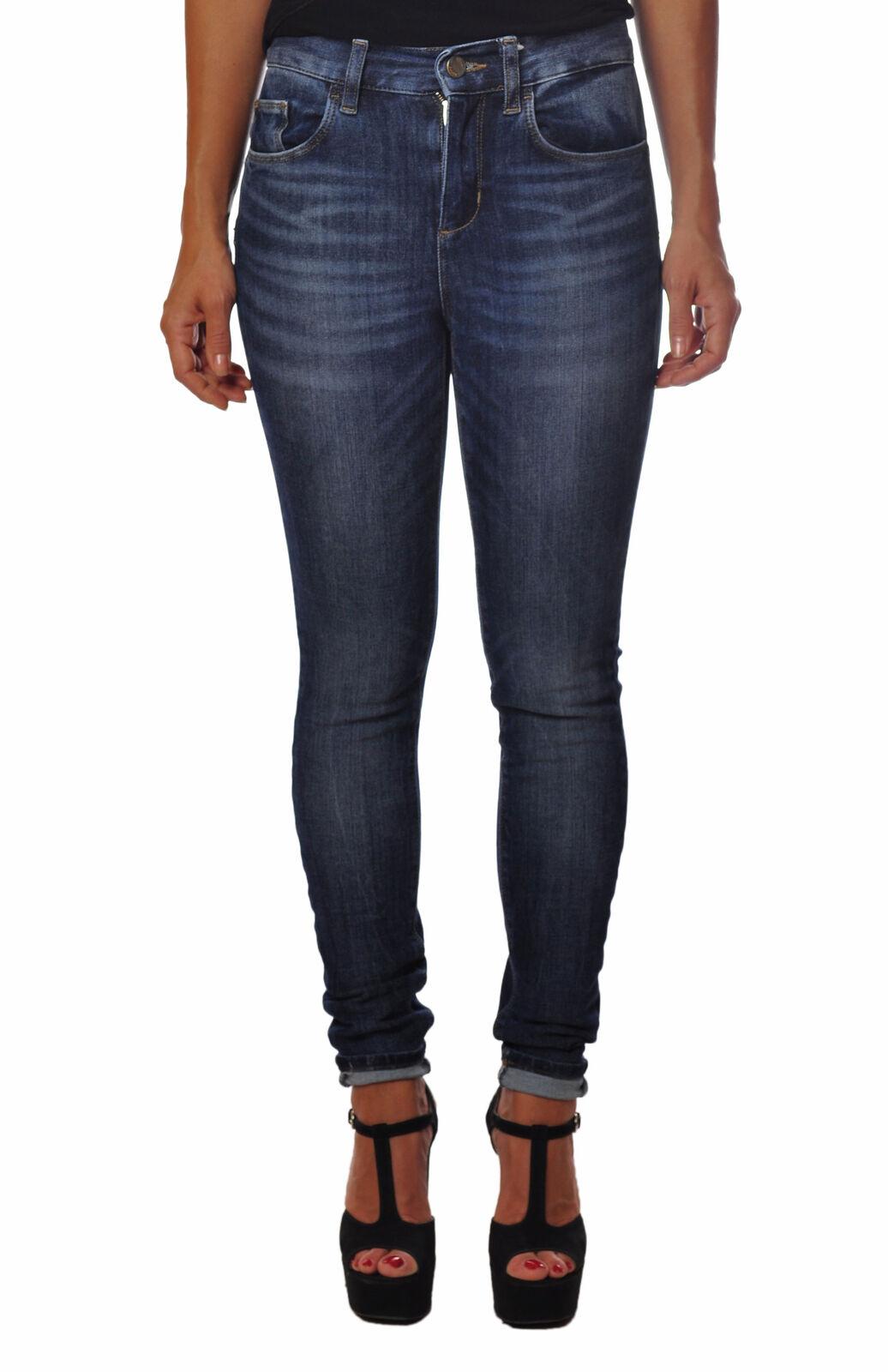 Liu-Jo - Jeans, Trousers, leg - Woman - Denim - 2849409D191120