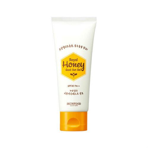 [SKINFOOD] NEW! Royal Honey Good Sun Gel SPF30 PA++ 50ml - Korea Cosmetic