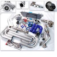 T3 T3/t4 T04e Turbo Kit 318i 318is 318ic 318ti E36 L4 M42b18 B44b19 M42 M40 M44