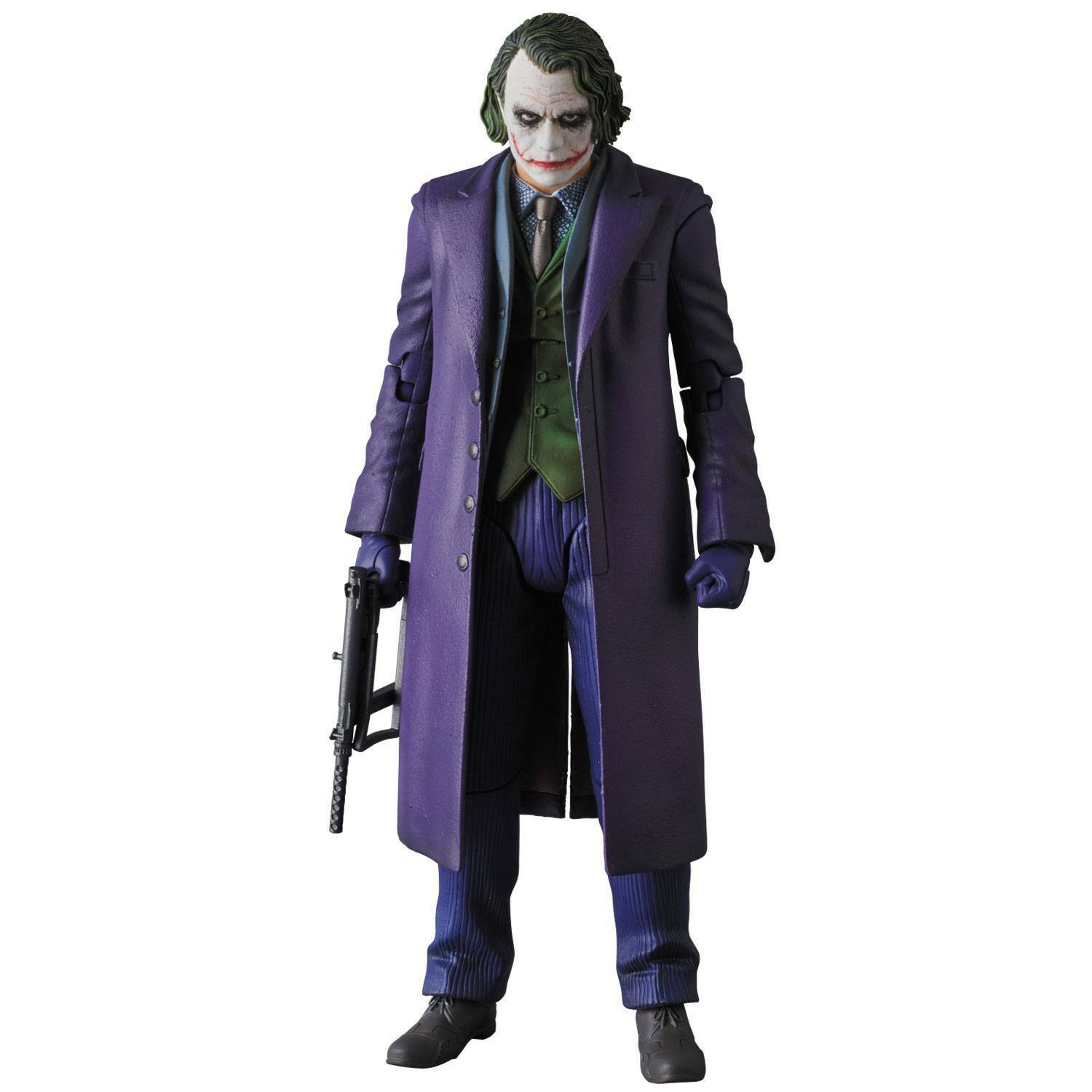 BATuomo BATuomo BATuomo the DARK KNIGHT-the JOKER (Heath Ledger) MAFEX 1 12 azione cifra MEDICOM 98b793
