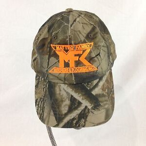Image Is Loading Men 039 S Camo Cap One Size Fits