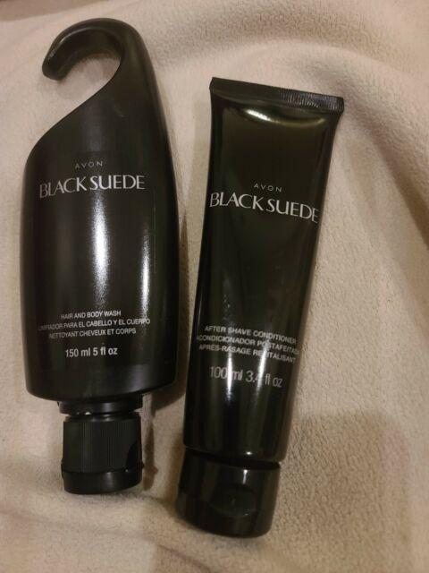 Avon Black Suede Hair & Body Wash 5 fl. oz new - Avon