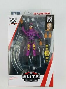 WWE Elite 67 Mattel Toy Wrestling Action Figure Rey Mysterio