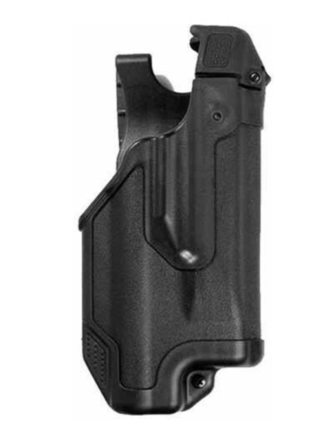 Blackhawk 44e013pl-l Plain Epoch L3 Molded Light Bearing Holster LH for  Glock 20