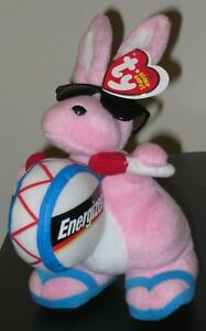 356733758b6 Ty Beanie Baby ~ ENERGIZER BUNNY the Bunny (Walgreen s Exclusive ...