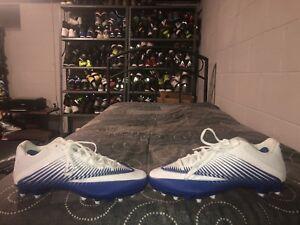 san francisco 49b14 4d740 Image is loading Nike-Vapor-Speed-2-TD-Mens-Football-Lacrosse-