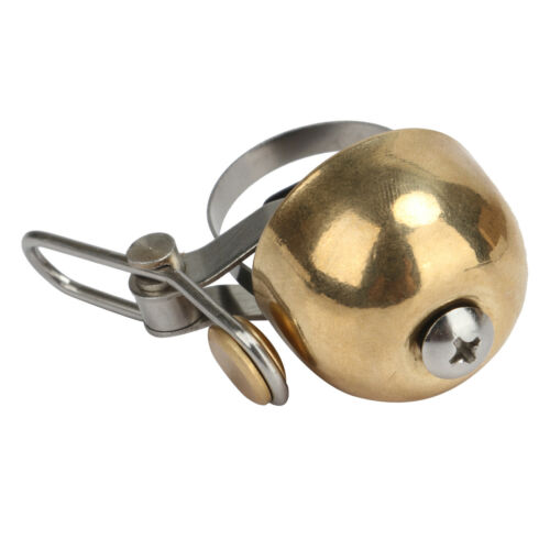 Tourbon Alarm Bicycle Ring Bell Cycling Classic Horn Handlebar Brass Ring-bell