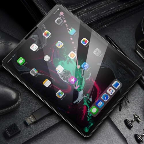 """Lot Clear Premium Tempered Glass Screen Protector For iPad Pro 11/"""" 2018"""