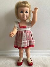 Vintage Mattel Chatty Cathy Doll First Issue