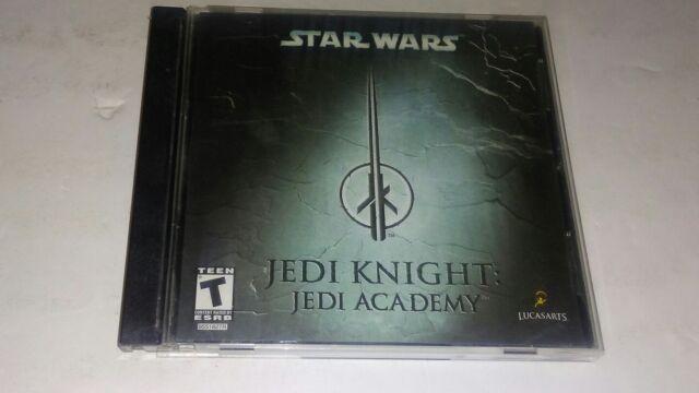 Star Wars Jedi Knight: Jedi Academy Jewel Case - PC