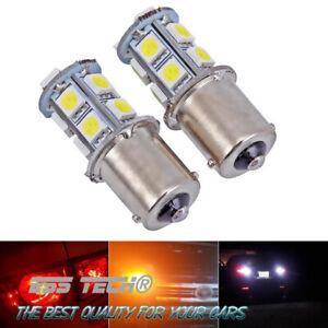 Ampoule-LED-Auto-1156-BA15S-P21W-13-Led-5050-12V-Feux-Position-Stop-Clignotant