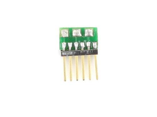 Lenz 80016 connecteur pour nem651 Interface pour anlöten de câbles 5x