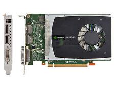 nVidia Quadro 2000 1GB GDDR5 128-bit PCI-E x16 Video Graphics Card CAD DCC