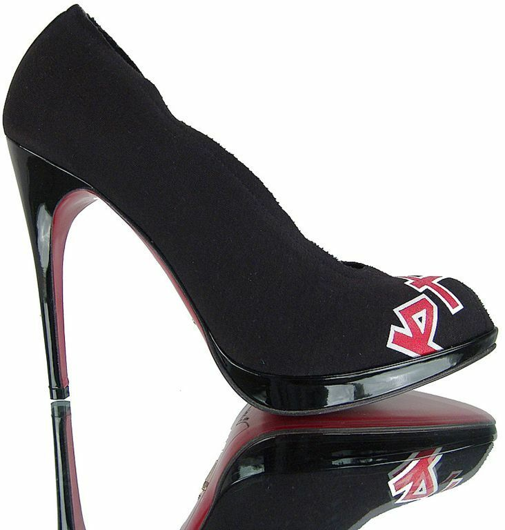 740 Cesare Paciotti Stylish Pumps Sandals EU 36 Italian Designer Shoes