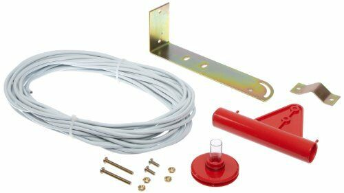 Dwyer A-306 Outdoor Static Pressure Sensor with 50/' vinyl tubing