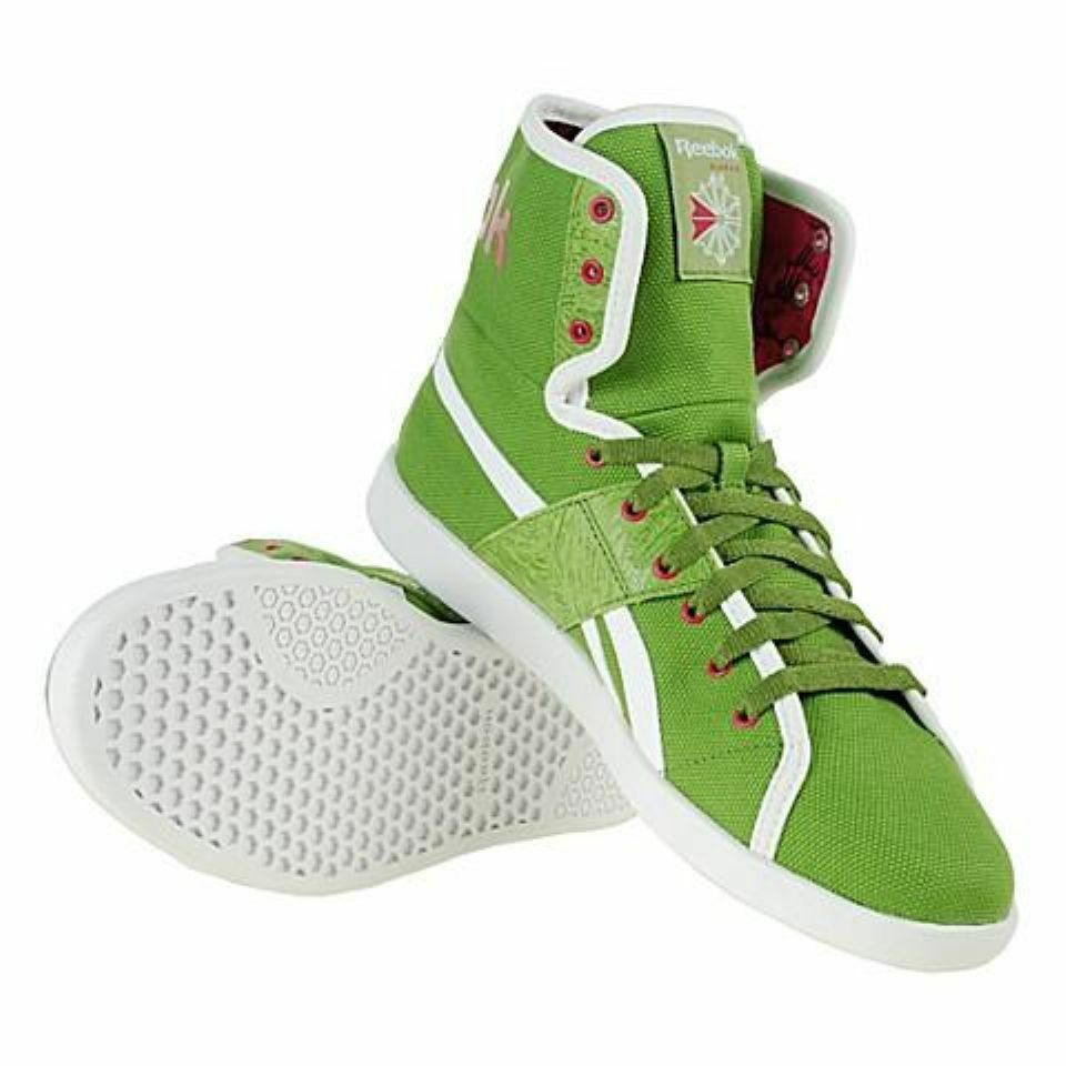 Reebok Womens Top Down Trainers Size