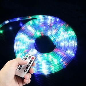 AU-LED-Strip-Rope-Lights-Fairy-String-Light-Christmas-Xmas-Decor-Outdoor-Indoor
