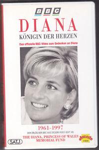 Diana Königin der Herzen, VHS - Kassette 1961-1997 TOP - Übach-Palenberg, Deutschland - Diana Königin der Herzen, VHS - Kassette 1961-1997 TOP - Übach-Palenberg, Deutschland