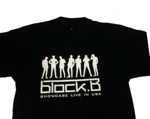 Block.B T-Shrit USA