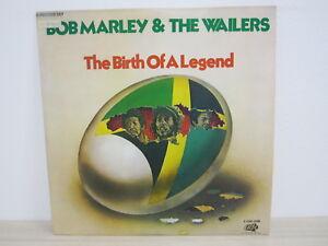 DLP-Bob-Marley-amp-The-Wailers-The-Birth-Of-A-Legend-USA-PRESSUNG-RAR